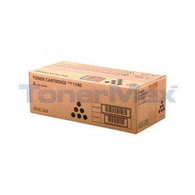 RICOH TYPE 1190 TONER CARTRIDGE BLACK